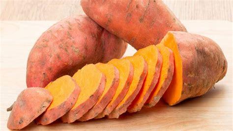 Konsumoni sa më shumë patate të ëmbël, mrekullon ...