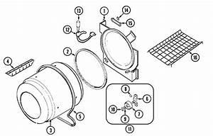 Magic Chef Yg228lm Dryer Parts