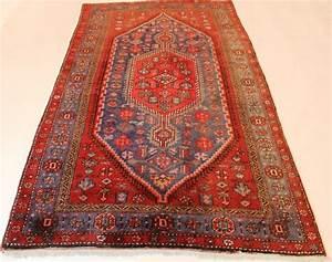 magnifique tapis persan hamadan tisse avec la meilleure With tapis persan avec canapé convertible 140