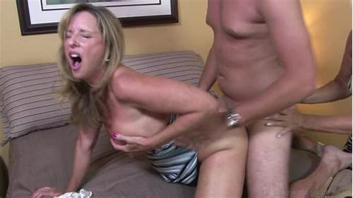 Sultry Mater And Stepson Have Porn In The Bed #Jodi #West #Fucks #Her #Stepson #For #Him #To #Cum #Inside #Her