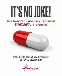 Synedrex 2017  Another Abominable Prop Blend From Metabolic