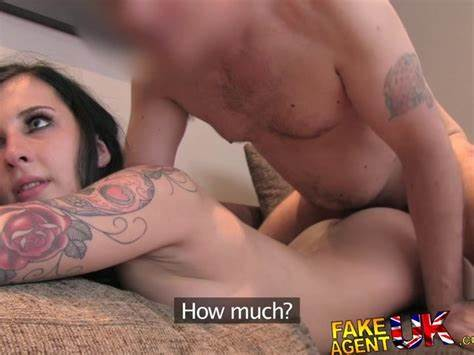 Fake Agent Fucking Her Booty Pounding