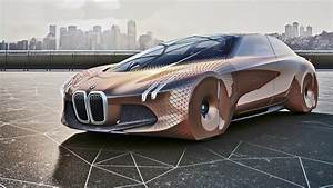 Is This BMW Concept the Car of the Future? Heads Up by