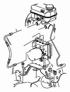 Chrysler Aspen Screw  Module  Control  Abs  Bolt  Hex