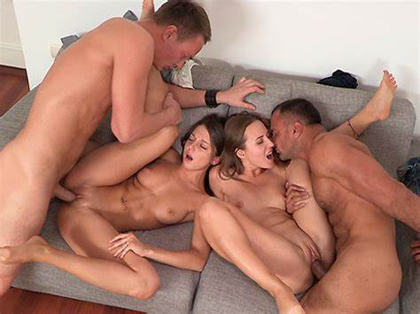 True Lez Orgy After The Avns