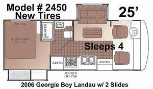 2006 Georgie Boy Landau 2450 Ds