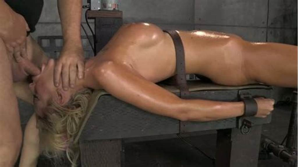 #Sexy #Big #Breasted #Courtney #Taylor #Gets #Bound #Onto #Fucking
