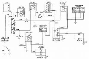 Circuit And Wiring Diagram  Daewoo Korando Front And Rear