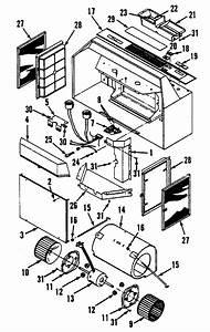 Broan 884204 Range Hood Parts