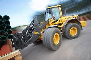 Volvo L60f Specifications  U0026 Technical Data  2007
