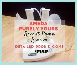 Ameda Purely Yours Breast Pump Reviews