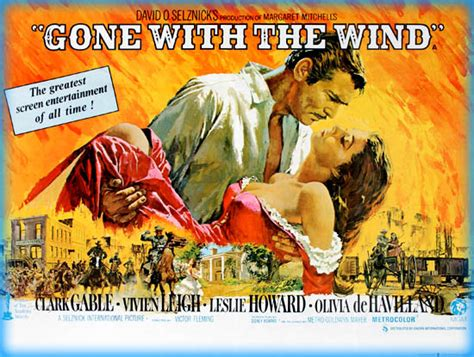Gone with the Wind (1939) Movie Review / Film Essay