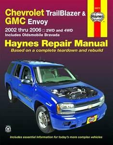 Chevy Trailblazer  U0026 Gmc Envoy  2002