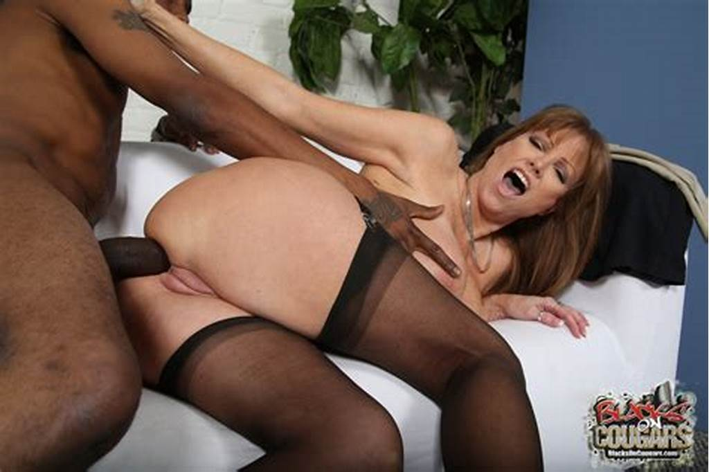 #Big #Titted #Cougar #Darla #Crane #Gets #Stuffs #All #Her