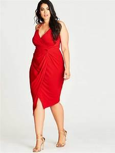 Elle Jeans Size Chart City Chic So Seductive Dress Addition Elle
