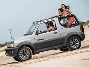 El Nuevo Suzuki Jimny Canvas Top Nos Gusta Y Mucho  Por