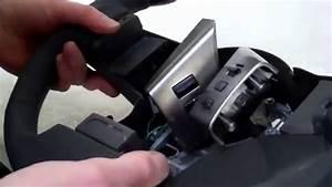 Steering Wheel Strip Down And Refit On Nissan Navara D40