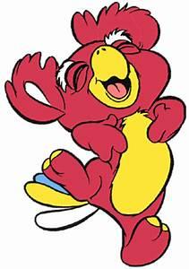 Cartoon Characters: Wuzzles  Cartoon