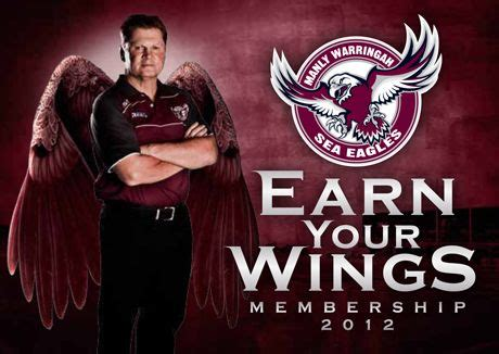 Search, discover and share your favorite manly sea eagles gifs. Manly Warringah Sea Eagles Rugby League Club 2012 Membership Campaign | Rugby league, Manly, League