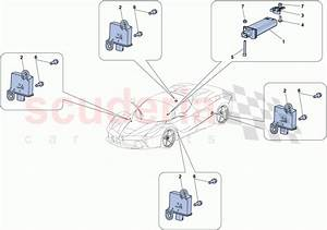 Ferrari Laferrari Aperta Tyre Pressure Monitoring System
