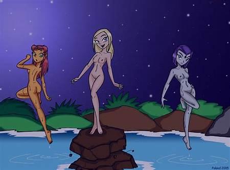 Teen Nude Titan Pics