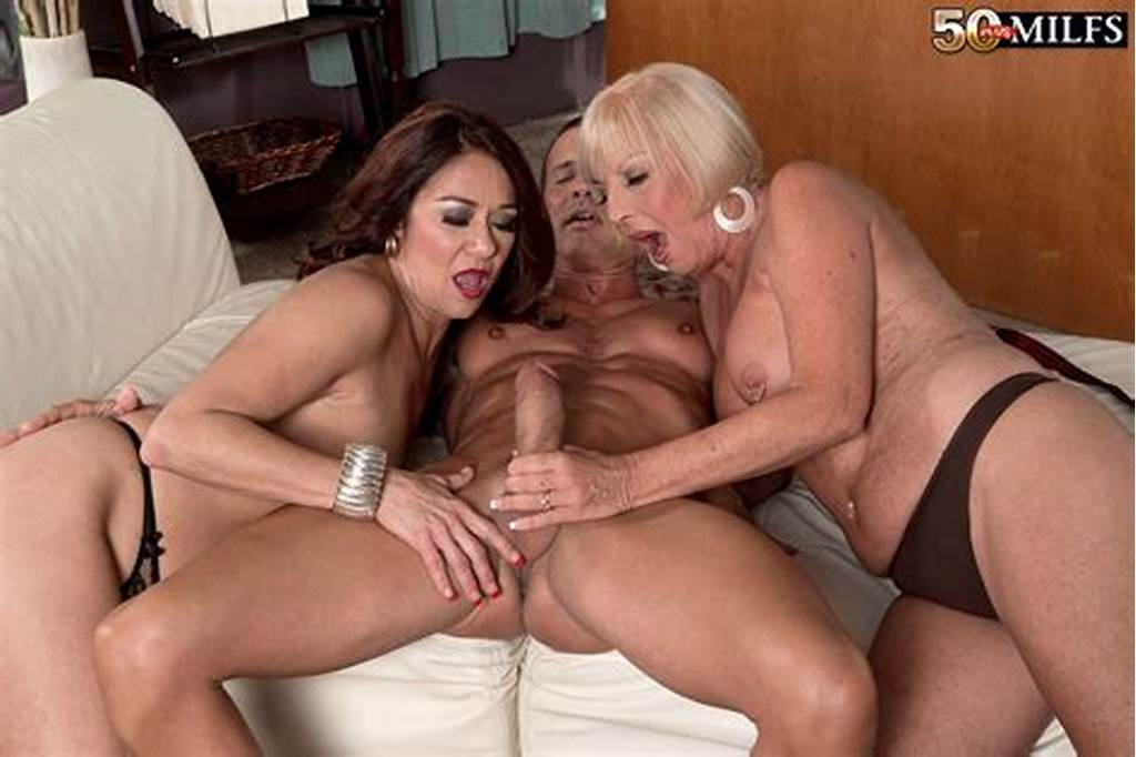 #Two #Milfs #One #Job, #One #Cock