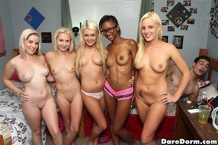 Teen Party Nude Gone