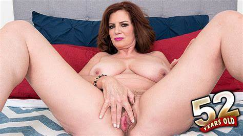 Sultry Milf Makes Her Stiff Fantasies Come Real