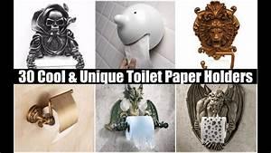 30, Cool, U0026, Unique, Toilet, Paper, Holders