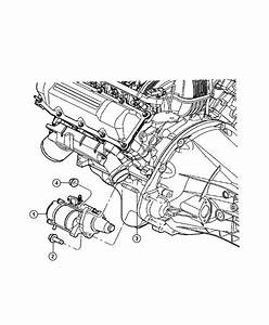 Dodge Dakota Starter  Engine  Remanufactured  Gas  Engines