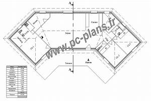 cuisine pc plans catalogue nos plans de maison exemple de With plan maison en u ouvert 3 plan maison gratuit plain pied 3 chambres maison tage