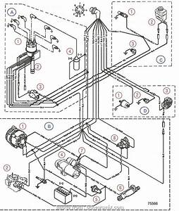 4 3 Starter Wiring Diagram Mercruiser Brilliant Wiring