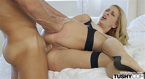 Stunning Milf Cherie Deville Having Assfuck Sucked
