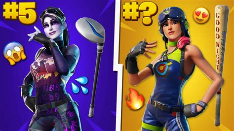 Maybe you would like to learn more about one of these? 10 Most TRYHARD Skin Combos In Fortnite (Sweaty Combos ...