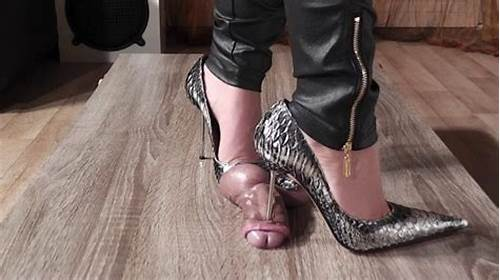 Heel French High Heels Crush Trample #Lady #Latisha #Extreme #Sadistic #Heel #Insertion #Cruel #Trample