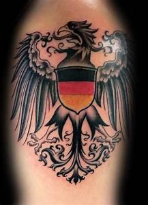 Wrist Band Designs 50 German Eagle Designs For Men Germany Ink Ideas