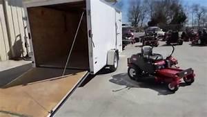 Toro Timecutter Ss4235 Zero Turn Mower Equipment Enclosed Trailer Package