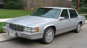 1993 Cadillac Deville - Overview