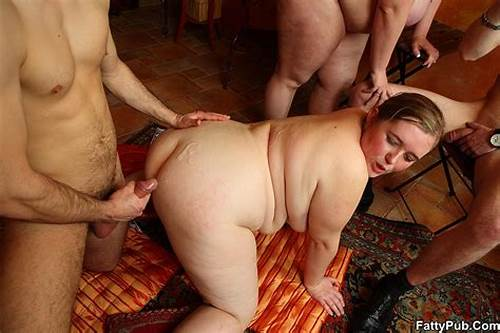 He Pounding Plump Wifes Friend From Behind #Shes #In #An #Orgy #With #Her #Friends #And #The #Bbw #Beauty #Gets