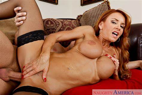 Janet Mason Dicked A Fat Men Janet Mason Pounded In The Living Room With Her Piercings
