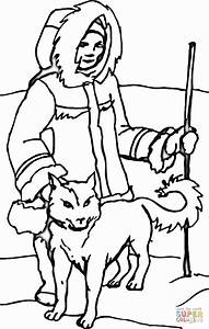 Best Photos of Inuit Coloring Pages - Printable Eskimo ...