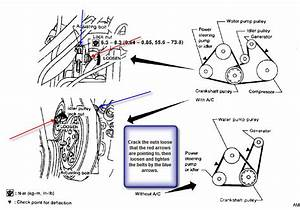Need A Drive Belt Diagram Or Photo For My 1996 Nissan