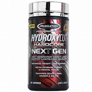 Hydroxycut Hardcore Elite Weight Loss Supplement