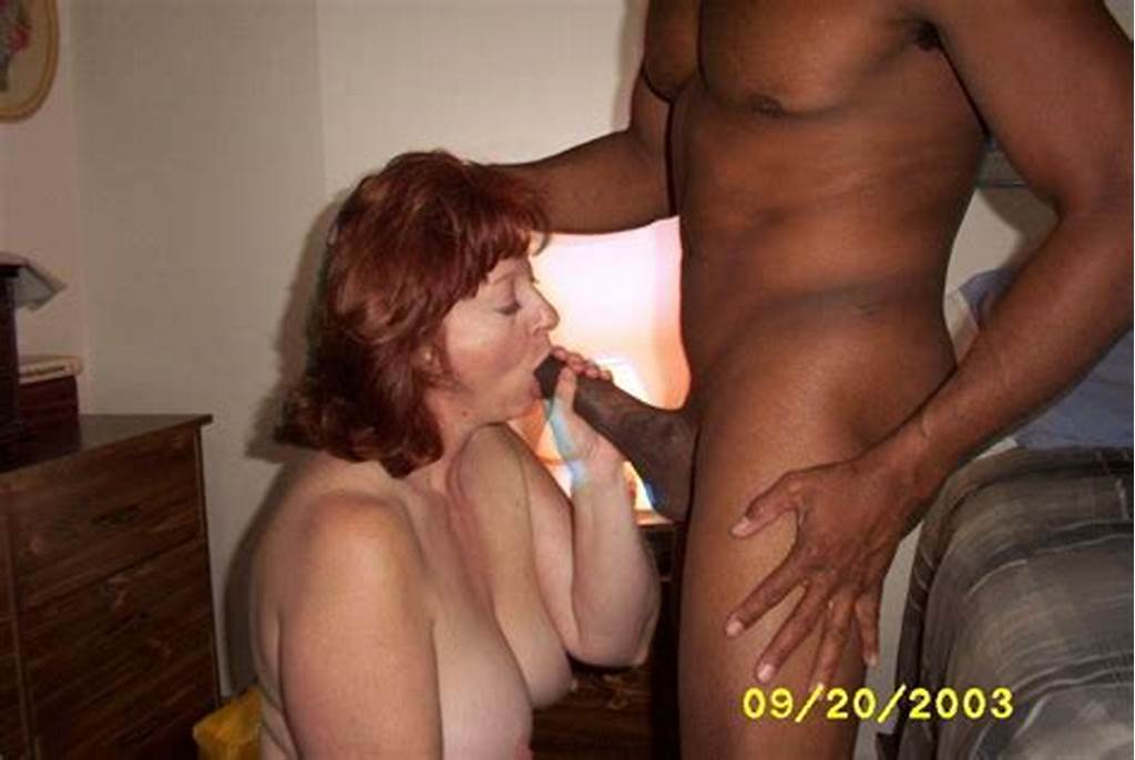 #Sit #Down #On #Knee #Blowjob #Kneeling, #Interracial