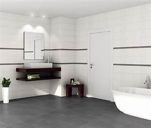 Fliesen Bad Ideen Modern : badezimmer ideen fliesen badezimmer fliesen ideen grau weis bad pinterest ~ Bigdaddyawards.com Haus und Dekorationen