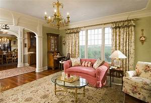 Living Room Traditional Living Room Bridgeport by