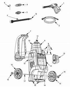 32 Husky 1650 Pressure Washer Parts Diagram