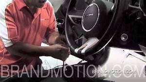 2010-2012 Camaro Rear View Back Up Cameras