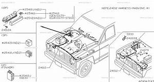 240 - Wiring For Patrol 160 Nissan Patrol