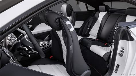 They ride on a new platform and boast a more richly designed interior and more advanced driver safety aids. 2018 Mercedes-Benz E-Class Coupe - Nappa White / Black Leather Interior, Seats | HD Wallpaper #52